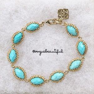 Kendra Scott Jana Bracelet Turquoise